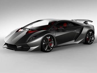 Компания Lamborghini представила сверхлегкий суперкар