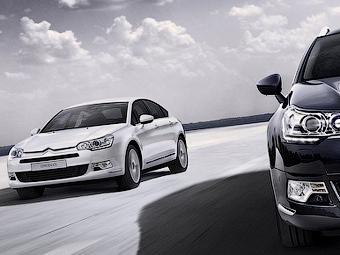 Компания Citroen представила обновленные седан и универсал C5