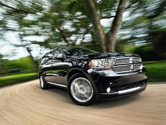 Рассекречен внедорожник Dodge Durango нового поколения