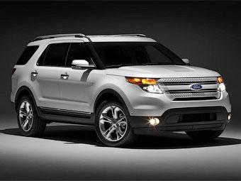 Компания Ford официально представила новый Explorer