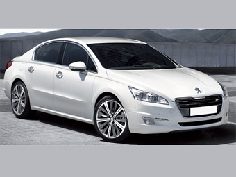 Компания Peugeot официально представила новое семейство 508