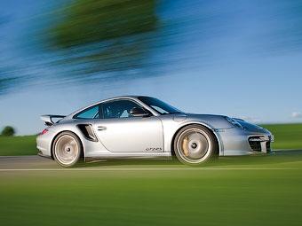 В Москве состоялась мировая премьера самого быстрого Porsche 911
