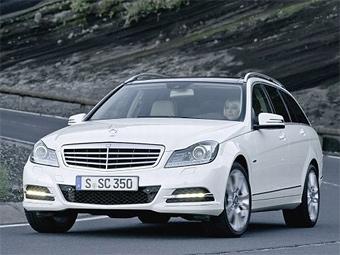 Mercedes-Benz представил обновленный C-Class