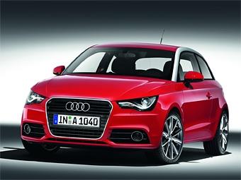 Компания Audi представила компактный хэтчбек A1