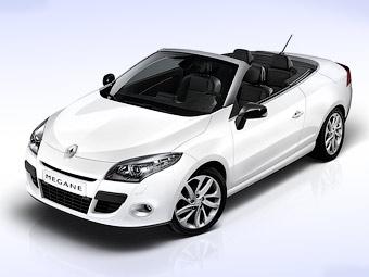 Компания Renault официально представила кабриолет Megane