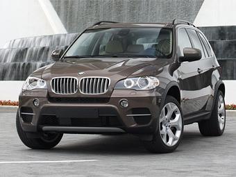 BMW X5 получил восьмиступенчатый автомат и 407-сильный мотор
