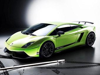 Компания Lamborghini представила облегченную версию суперкара Gallardo