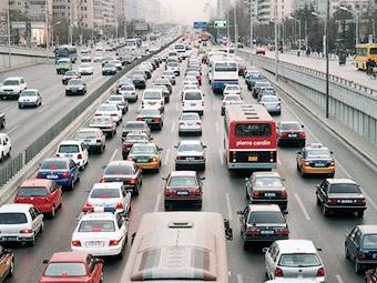 Продажи автомобилей в Китае выросли на 25 процентов