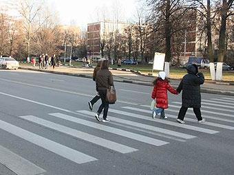Депутаты предложили в 20 раз увеличить штраф за непропущенных пешеходов