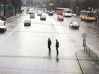 ГИБДД предложила ужесточить наказание для пешеходов