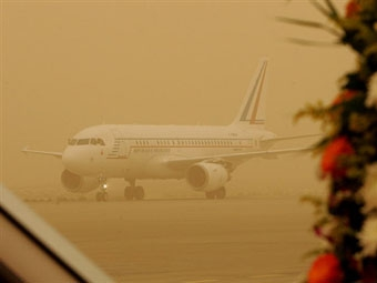 Метеорологи предсказали песчаные бури на Гран-при Бахрейна