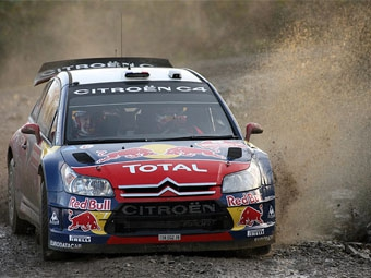 Команда Citroen Sport подтвердила участие в WRC в 2009 году