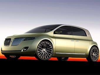 Lincoln построил хэтчбек на базе Ford Focus