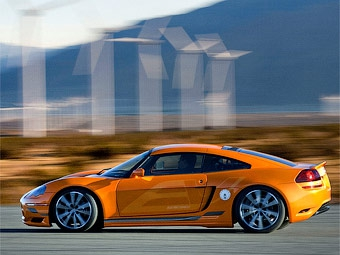 Инженеры Dodge закончили разработку спортивного электромобиля