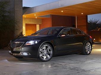 Chrysler привез в Детройт прототип нового Sebring