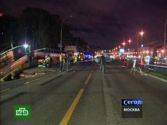 Часть новой развязки на Ленинградском шоссе откроют в субботу