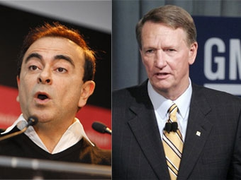 Конгресс США предлагает назначить директором GM шефа Renault Карлоса Гона