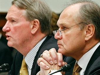 Руководители GM и Chrysler готовы объединить компании