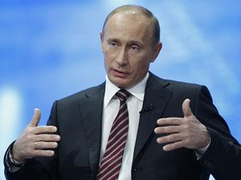Владимир Путин предложил автомобильным заводам кредит в 70 миллиардов рублей