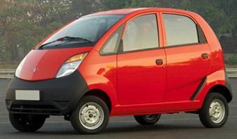 Tata представила самый дешевый в мире автомобиль