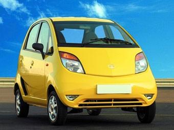 Самый дешевый в мире автомобиль появится в Европе в 2012 году