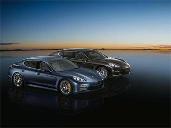 Компания Porsche на месяц отложила дебют модели Panamera