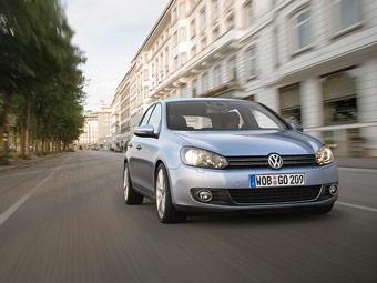 """Volkswagen представил """"лучший Golf всех времен"""""""