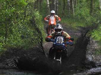 На ралли Transorientale погибли два гонщика