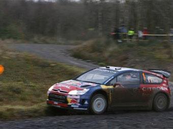 Себастьен Леб выиграл заключительный этап WRC