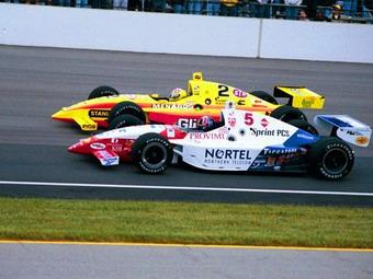 Indy Racing League и Champ Car объединятся