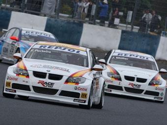 BMW продолжит выступать в WTCC