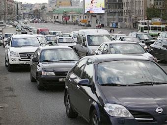 Кремль выступил против повышения транспортного налога