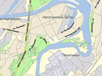 Четвертое транспортное кольцо в Москве частично пройдет под водой