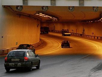 В Москве на Четвертом кольце появится три четырехполосных тоннеля