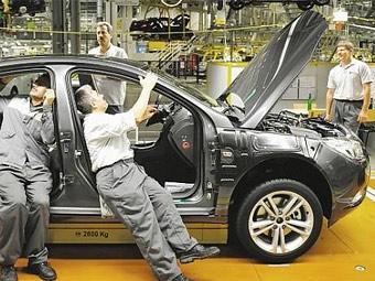 """Бельгийский завод Opel может переехать на """"АвтоВАЗ"""""""