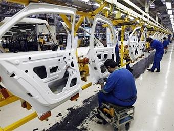 Рабочие Opel протестуют против закрытия завода в Бельгии