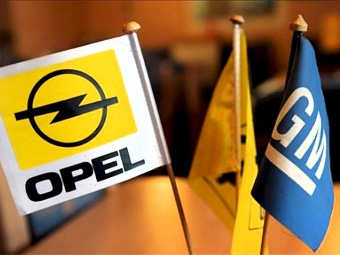 GM выбрал двух претендентов на марку Opel