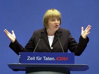 Меркель поддержит Сбербанк в борьбе за Opel