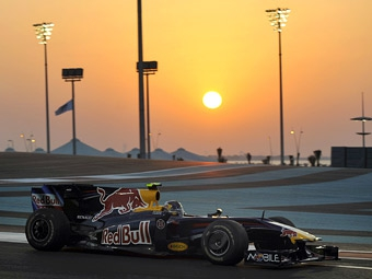 Red Bull сделал дубль на последней гонке Формулы-1