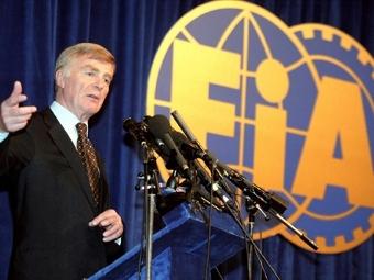 """FIA обвинила команды """"Формулы-1"""" в попытке захвата власти"""
