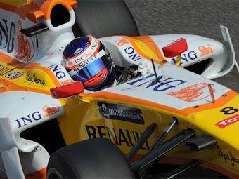 "Команда ""Формулы-1"" Renault лишилась спонсоров"