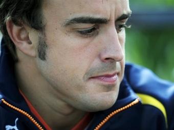 Фернандо Алонсо не верит в прогресс команды