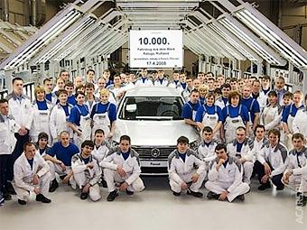 Volkswagen сократит производство автомобилей в Калуге на 13 процентов