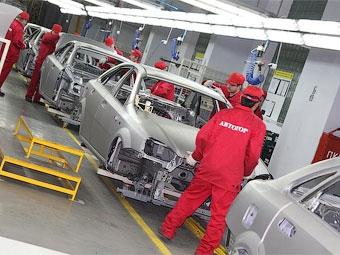 В Калининграде началось производство автомобилей Opel
