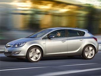 В России будут выпускать Opel Astra