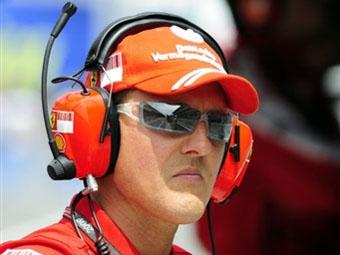 Михаэль Шумахер поддержал угрозы Ferrari