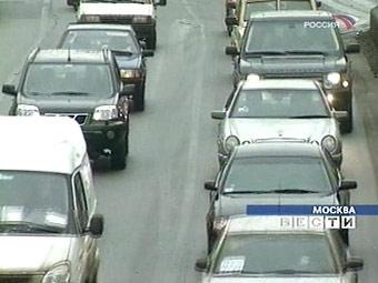 Московские водители испугались новых штрафов