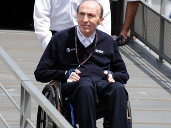 "Williams исключена из Ассоциации команд ""Формулы-1"""