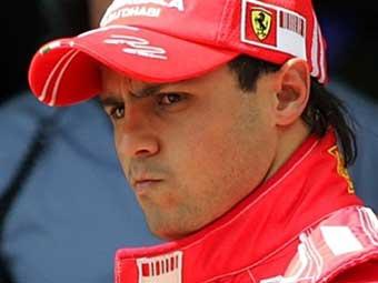 Фелипе Масса из Ferrari выиграл Гран-при Турции
