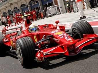Фелипе Масса выиграл квалификацию Гран-при Турции